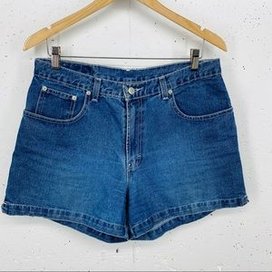 Vintage Jordache Jean Shorts size 17/18
